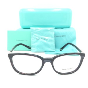 Tiffany & Co. Tiffany & Co. Cat Eye Purple Blue Marble Pearl TF 2109 H-B Rx Eyewear