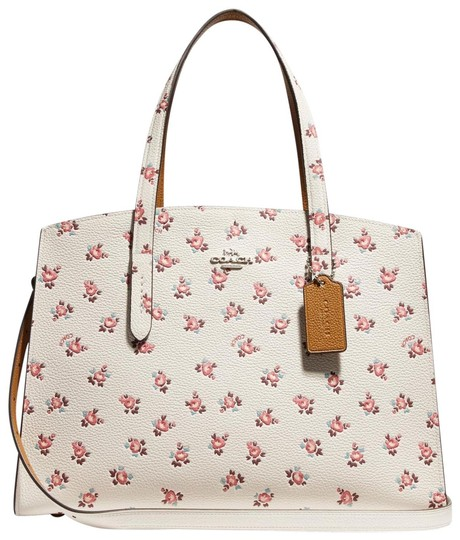 Preload https://img-static.tradesy.com/item/25235019/coach-charlie-carryall-with-floral-bloom-print-chalk-multisilver-leather-satchel-0-1-540-540.jpg