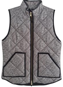 J.Crew Puffer Puffer Quilted Vest