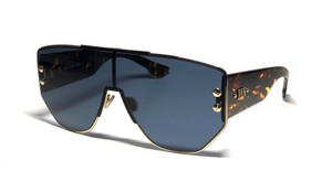 Dior Addict 1 Shield with Blue Lens FREE SHIPPING - Shield Sunglasses