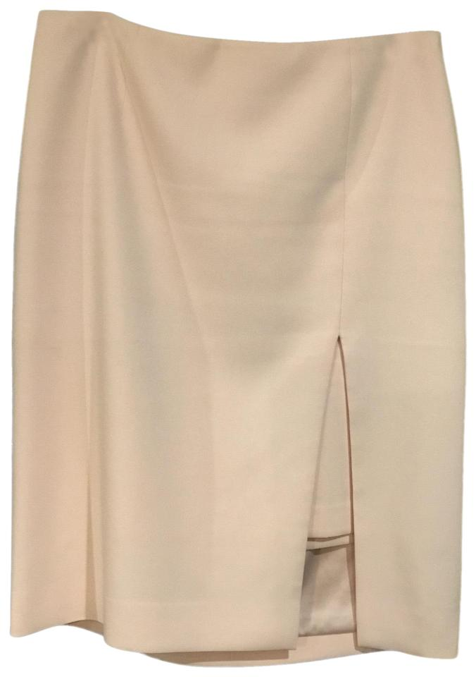 a5de15d2a White House | Black Market Blush Double with Slit Skirt Size 10 (M ...