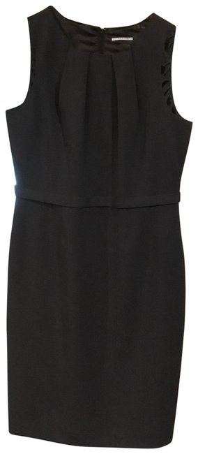 Item - Charcoal Grey Mid-length Work/Office Dress Size 10 (M)