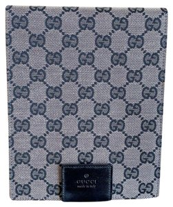 Gucci GUCCI Monogram Notepad Cover And Notepad