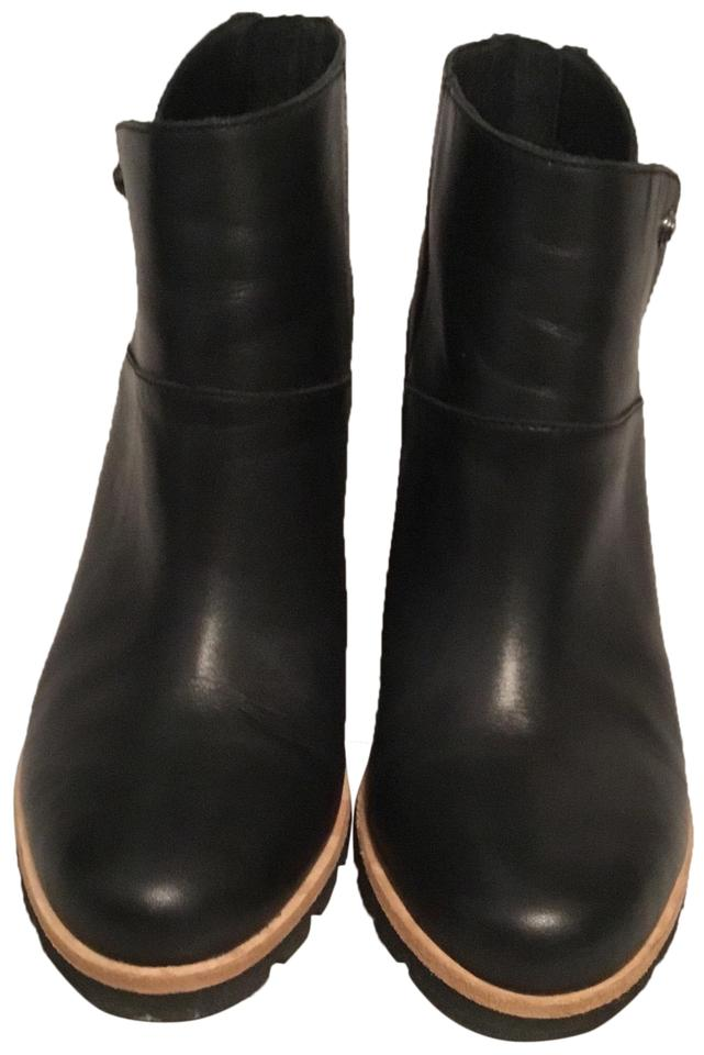 4fa85ca09c4 Black Amal Boots/Booties