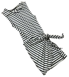 Townsen short dress black and white on Tradesy