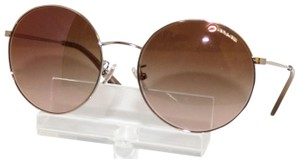 b4b74ad0c5d9d Coach New Authentic COACH HC7078 HC 7078 9005AO Shiny Light Gold Sunglasses