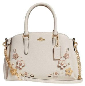 Coach Mini Sage Carryall Sage Satchel in Multi