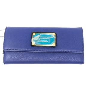 Marc by Marc Jacobs Classic Q Leather Wallet