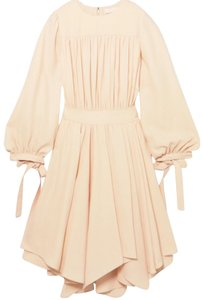 Chloé short dress cream on Tradesy