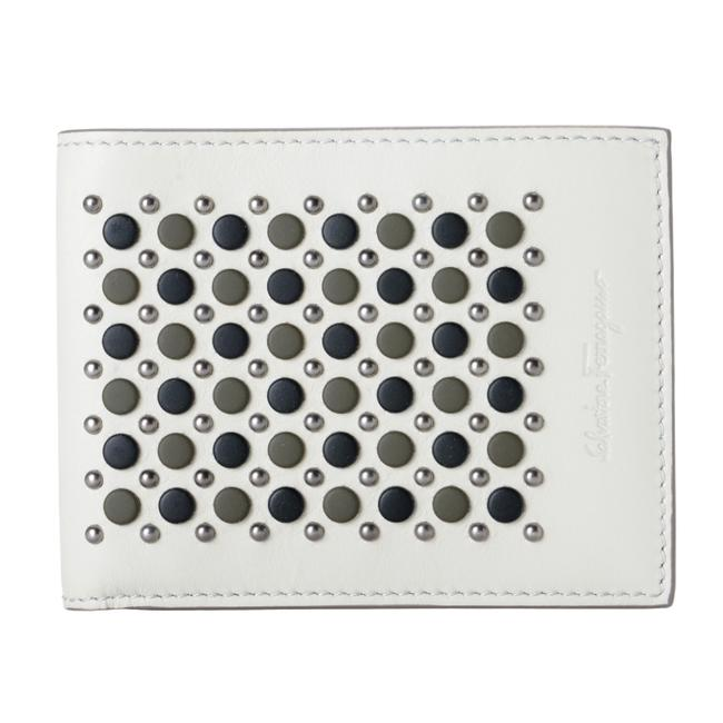 Item - White V-13889 Wallet