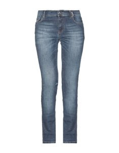 Versace Jeans Collection Denim Designer Skinny Jeans-Medium Wash