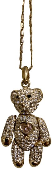 Preload https://img-static.tradesy.com/item/25238854/gold-crystal-teddy-bear-chain-necklace-0-1-540-540.jpg