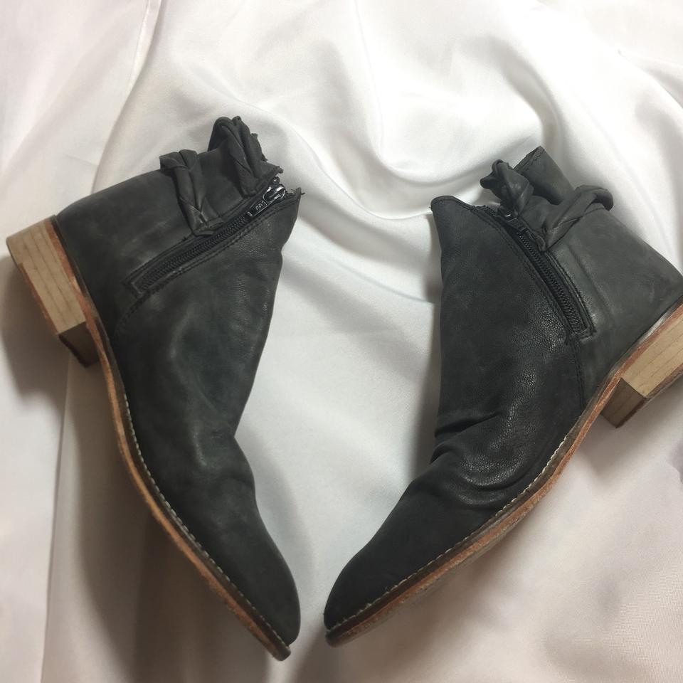 e1af4b4cc Free People Smoke Landslide Ankle Boots/Booties Size EU 40 (Approx. US 10)  Regular (M, B) - Tradesy