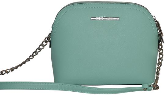 Preload https://img-static.tradesy.com/item/25239137/steve-madden-bmaggie-dome-purse-tote-mint-silver-faux-leather-cross-body-bag-0-1-540-540.jpg