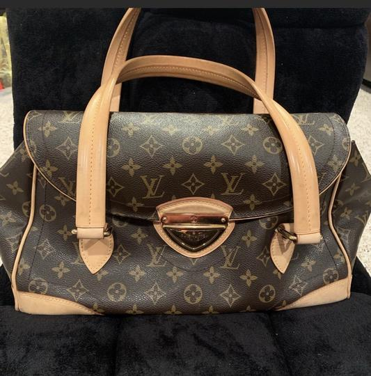 Louis Vuitton Satchel Image 2