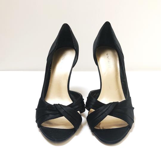 Nine West Black, Gold Pumps Image 2