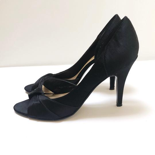 Nine West Black, Gold Pumps Image 8