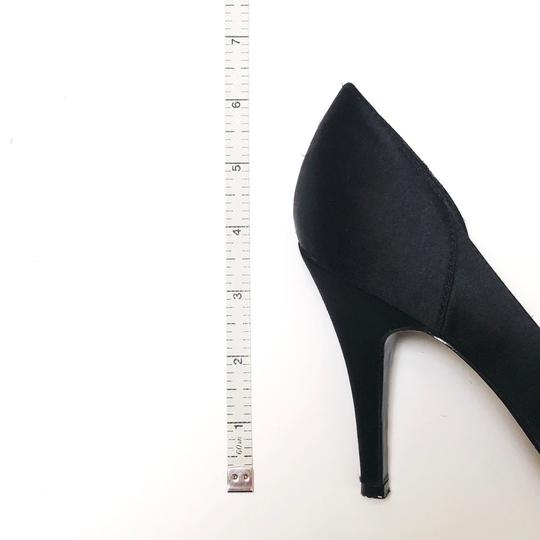 Nine West Black, Gold Pumps Image 9