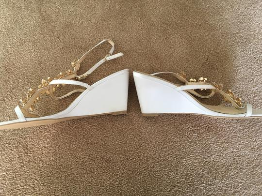 BHLDN ivory Wedges Image 1