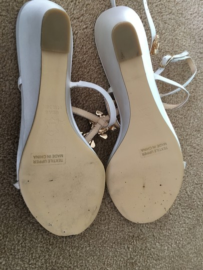 BHLDN ivory Wedges Image 2