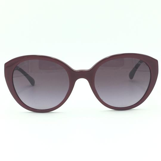 Chanel Red Cat Eye Sunglasses 5252 1426/S1 Image 1