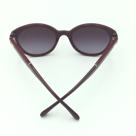 Chanel Red Cat Eye Sunglasses 5252 1426/S1 Image 8
