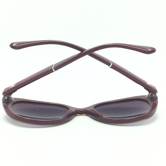 Chanel Red Cat Eye Sunglasses 5252 1426/S1 Image 9