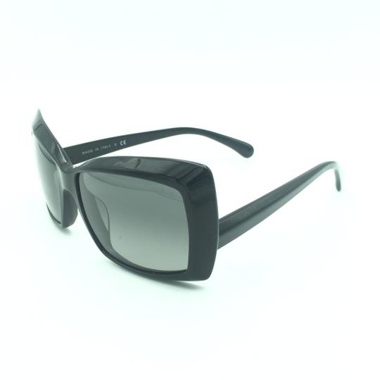 Chanel Chanel Black Squared Butterfly Sunglasses 5366-A 501/71 Image 2