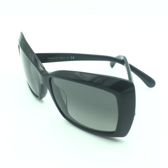 Chanel Chanel Black Squared Butterfly Sunglasses 5366-A 501/71 Image 9