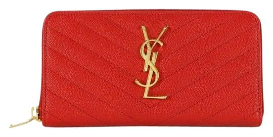 Preload https://img-static.tradesy.com/item/25239498/saint-laurent-lipstick-red-new-monogram-quilted-leather-grained-wallet-0-2-540-540.jpg