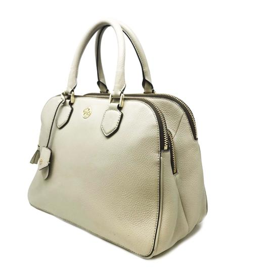 Tory Burch Satchel in Beige Image 2