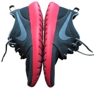 Nike gray, red Athletic