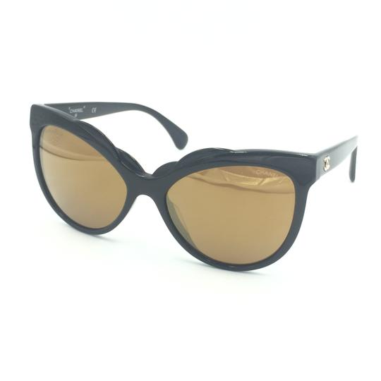 Preload https://img-static.tradesy.com/item/25239630/chanel-black-cat-eye-bronze-mirrored-71186a-s5168-sunglasses-0-0-540-540.jpg