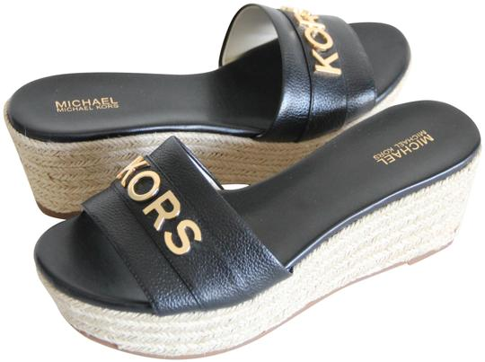 Preload https://img-static.tradesy.com/item/25239660/michael-kors-black-leather-platform-wedge-slide-sandals-size-us-95-regular-m-b-0-3-540-540.jpg