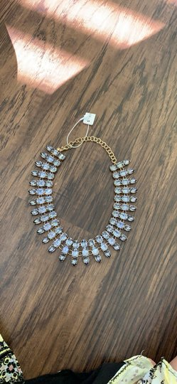 Ann Taylor Ann Taylor Beautiful Jeweled necklace Image 1