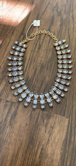 Ann Taylor Ann Taylor Beautiful Jeweled necklace Image 2