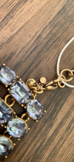 Ann Taylor Ann Taylor Beautiful Jeweled necklace Image 5