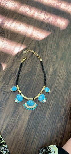 Ann Taylor Ann Taylor Beautiful stone necklace Image 1