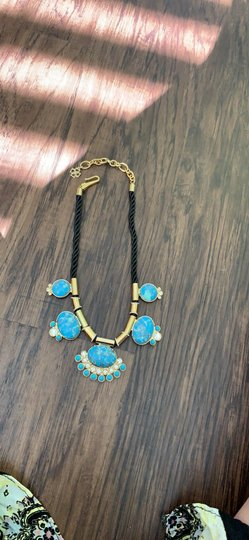 Ann Taylor Ann Taylor Beautiful stone necklace Image 2