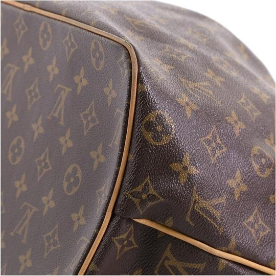 Louis Vuitton Canvas Tote in brown Image 7