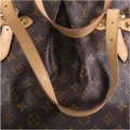 Louis Vuitton Canvas Tote in brown Image 8