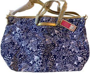 Lilly Pulitzer for Target BLUE Travel Bag