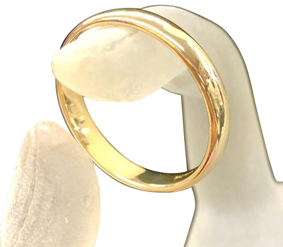Tiffany Co Yellow Men S Gold Wedding Band Size 15 In Men S