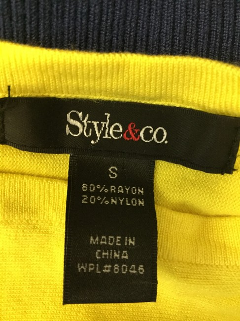 Style & Co Sweater Image 3