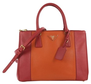 64ccd6c27a14 Orange Prada Bags - 70% - 90% off at Tradesy