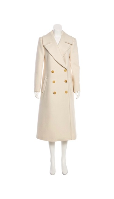 Michael Kors Collection Trench Coat Image 2