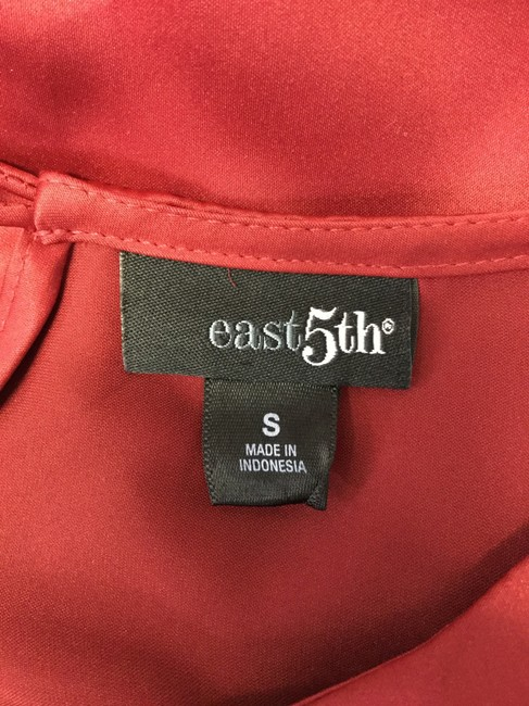 East 5th T Shirt red Image 3