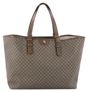 Gucci Diamante Tote in Beige