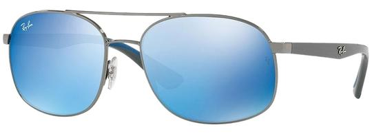 Preload https://img-static.tradesy.com/item/25240979/ray-ban-gunmetal-frame-and-blue-mirrored-lens-unisex-pilot-sunglasses-0-1-540-540.jpg