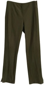 Eileen Fisher Relaxed Pants Green